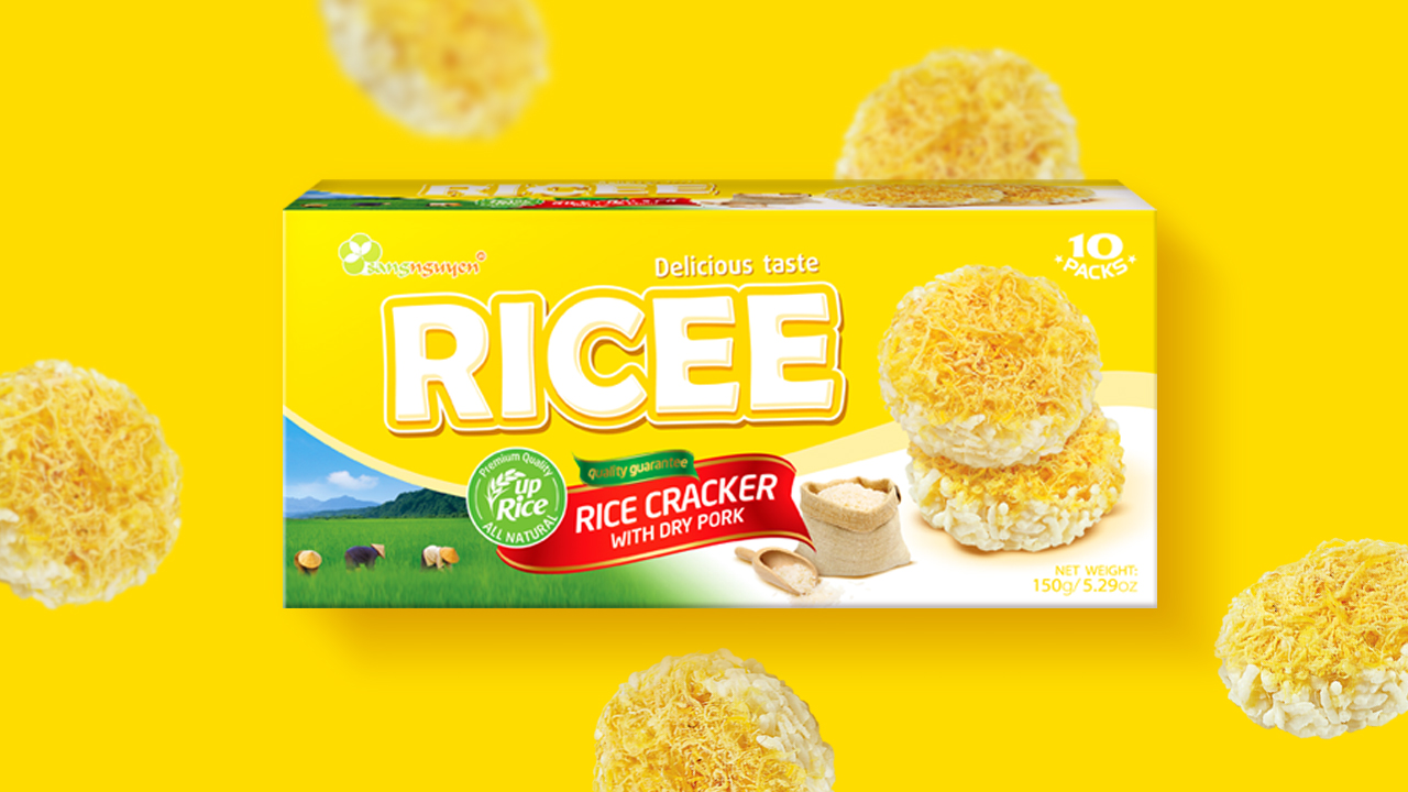 RICEE RICE CRACKER
