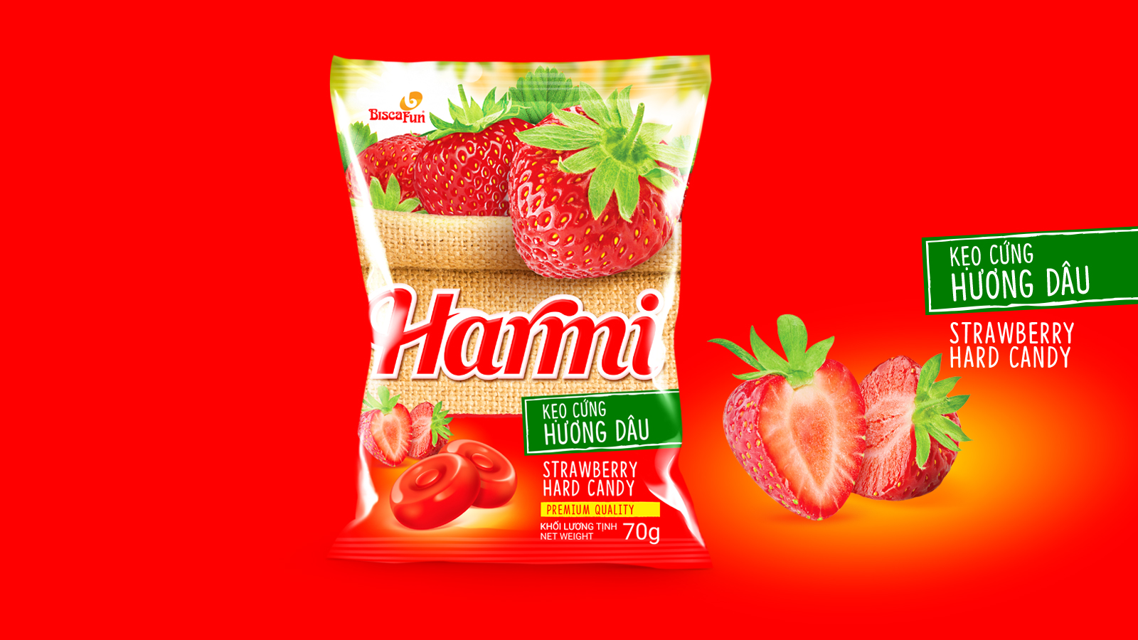 Harmi – Packaging