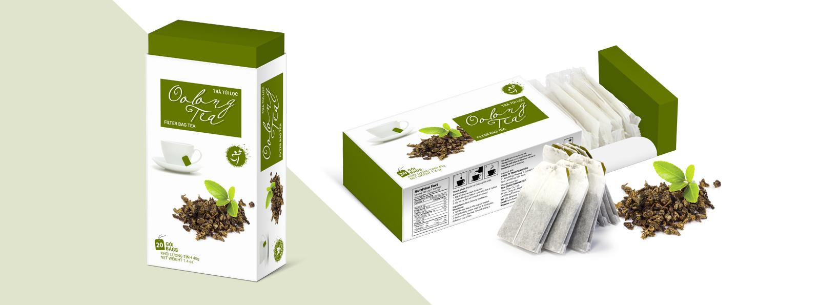 Teabag – Packaging