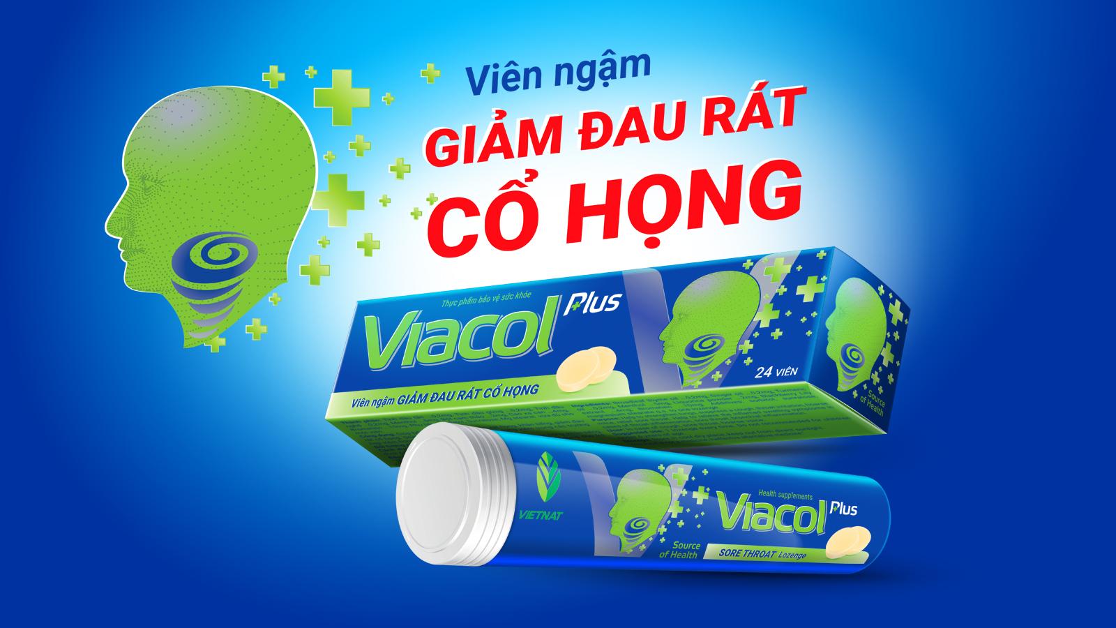 Viacol Plus – Poster